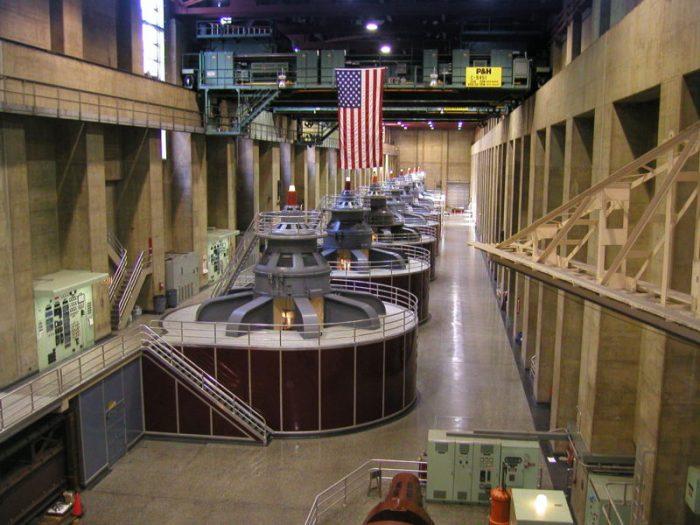 Hoover Dam Power Plant