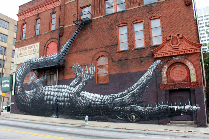 Living Walls is an amazing nonprofit organization located in the great city of Atlanta, Georgia.