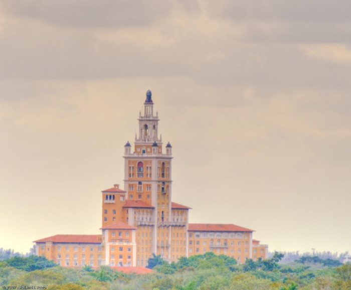 7. The Biltmore Hotel (Coral Gables, Florida)