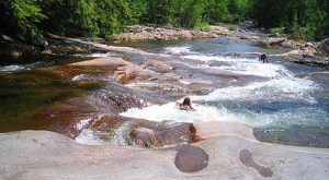These 5 Waterfall Swimming Holes In New Hampshire Are Perfect For A Summer Day