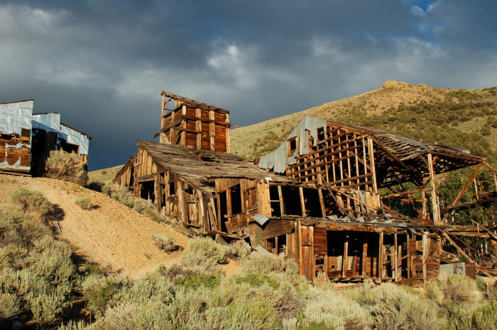 2. Chemung Mine, Masonic California