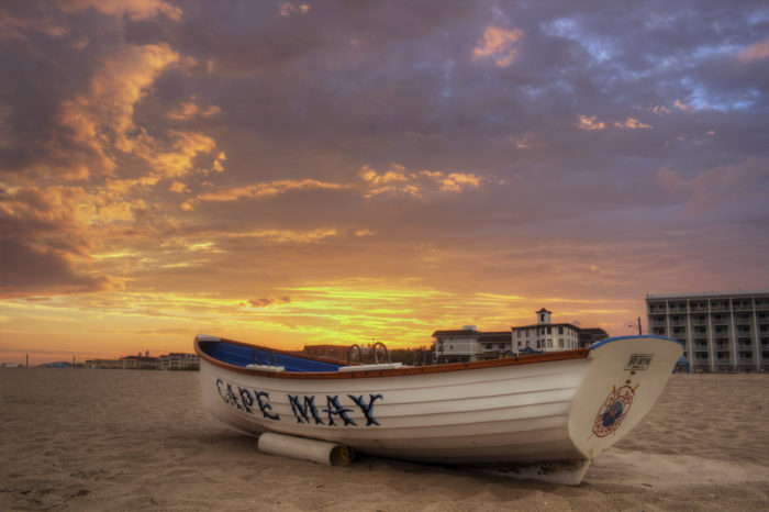 Asbury Park And Cape May New Jersey Named The Best Beaches