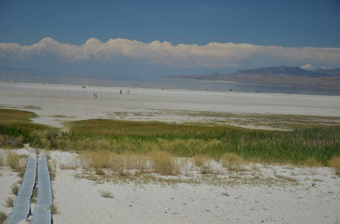 3. Float Like A Cork In The Biggest Salt Water Lake In The Western Hemisphere