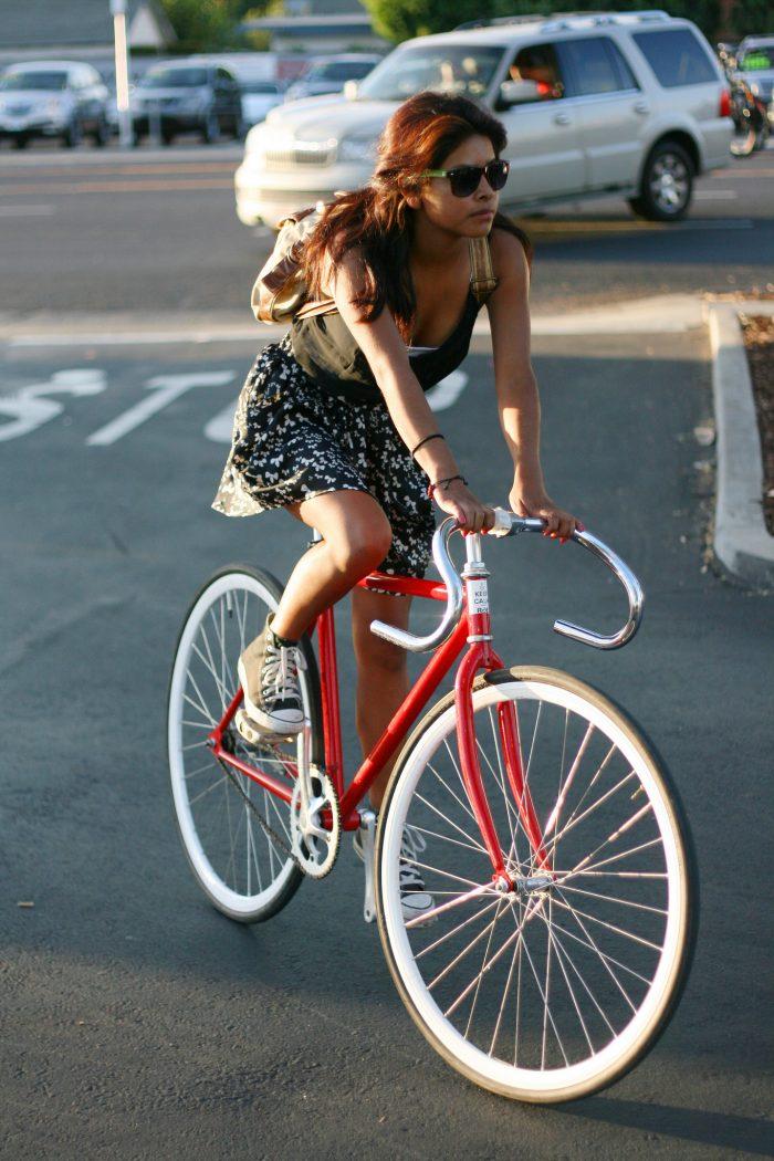 3. Or a bike...