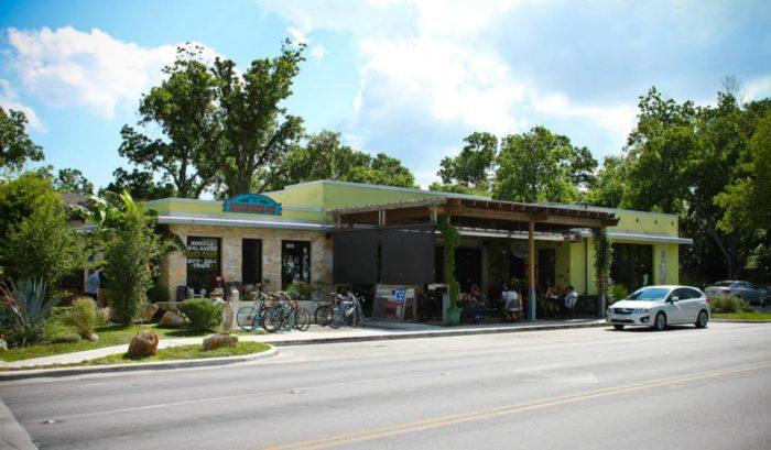 2. Bouldin Creek Cafe