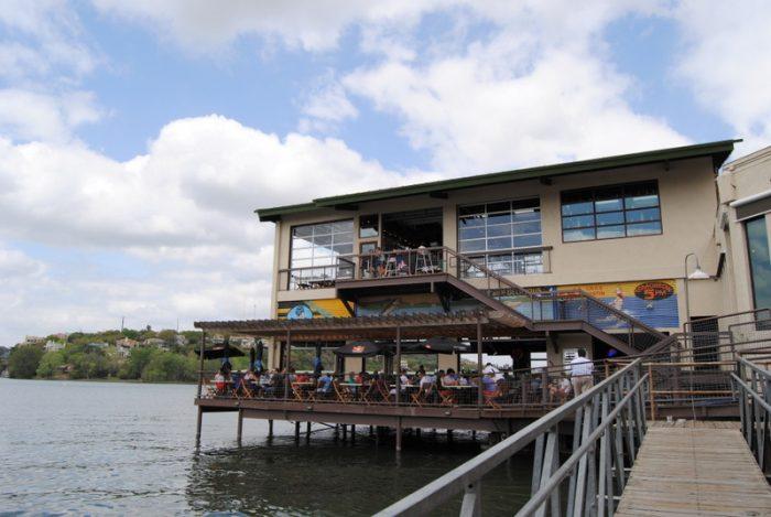 9. Abel's on the Lake
