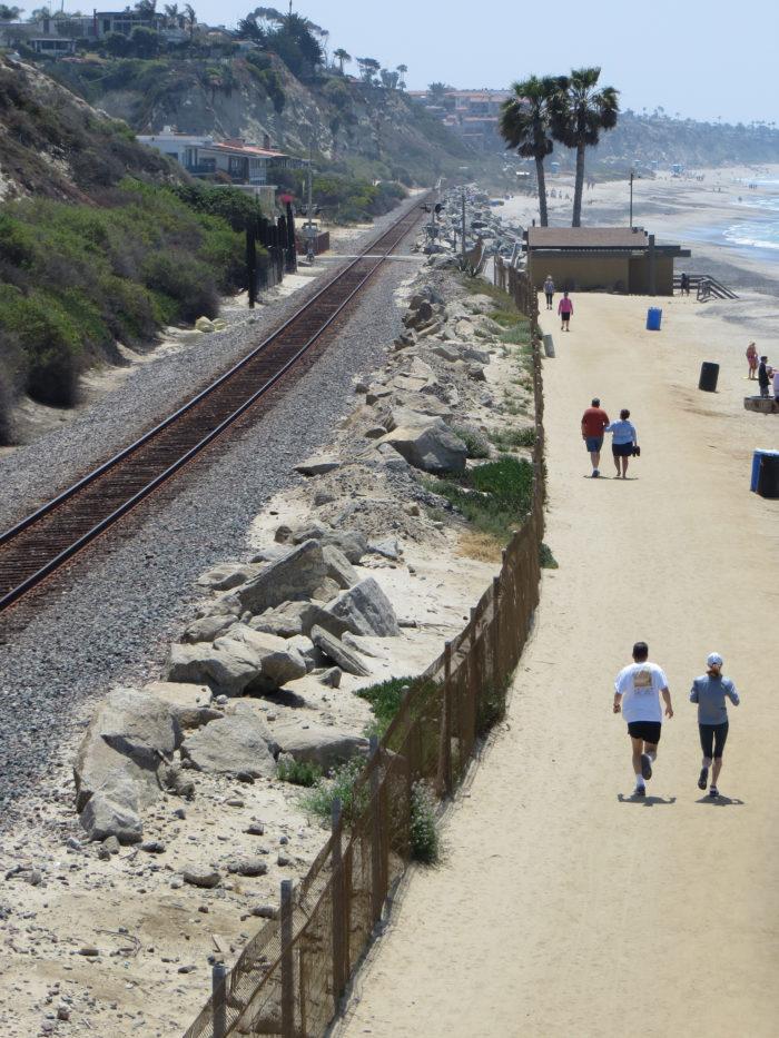 5. San Clemente Beach Trail