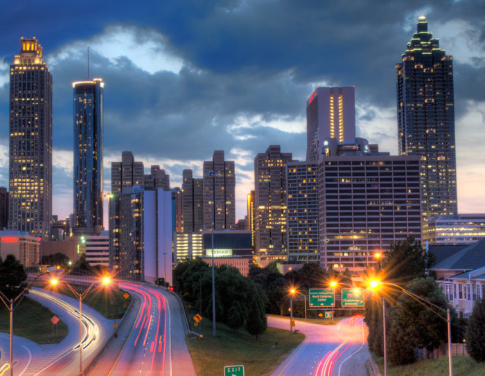 """7. """"If you don't live in Atlanta, you must be bored."""""""