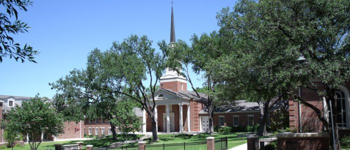 4. Tarrytown United Methodist Church