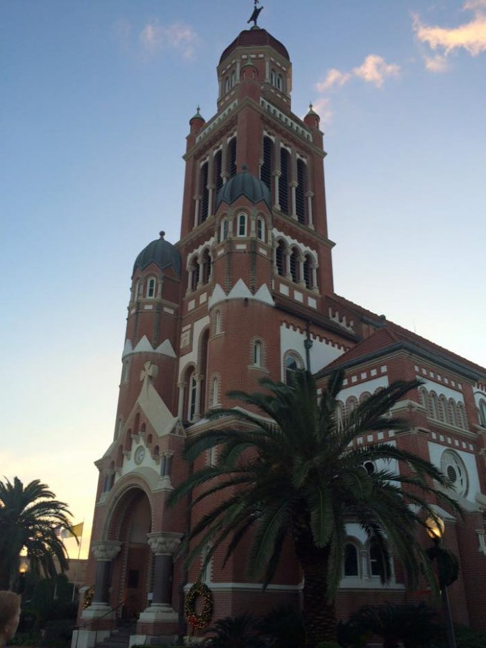 10) St. John's Cathedral, Lafayette