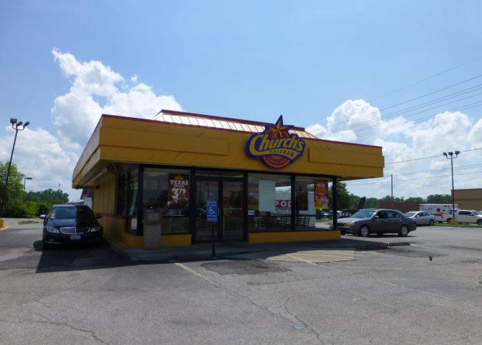 6. The first Church's Chicken restaurant opened in San Antonio.