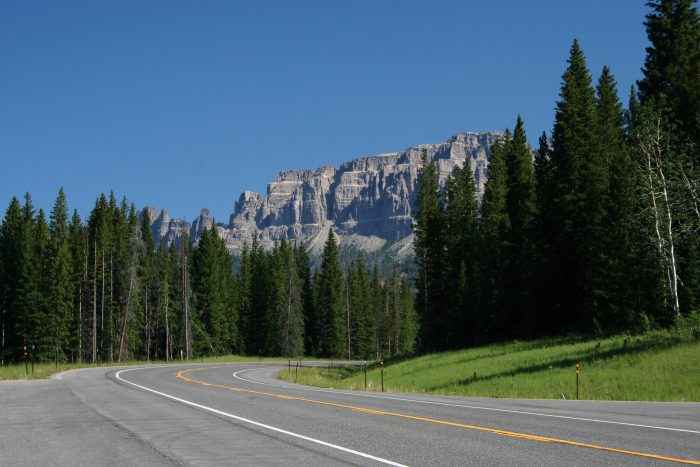 5. Centennial Scenic Byway