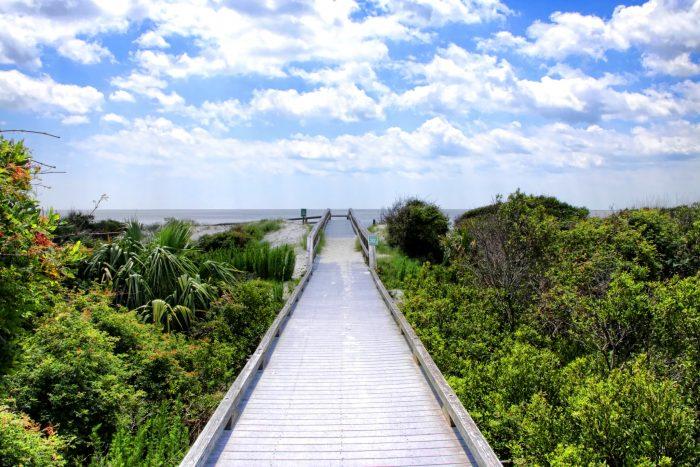 10. Jekyll Island Trail—Golden Isles, Georgia