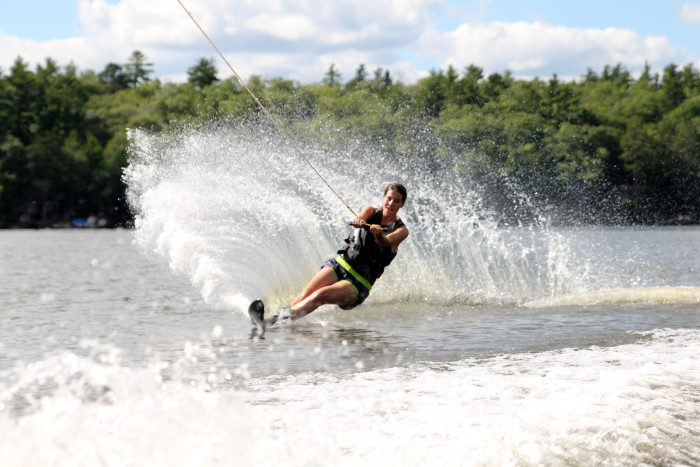 5. We have more fun in Minnesota than anywhere else. We practically invented fun ... or at least all the things that make our lives fun like Twister, Nerf balls, snowmobiles, and water-skis.