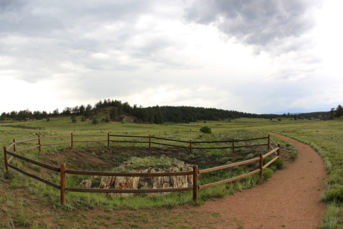 4. Florissant Fossil Beds