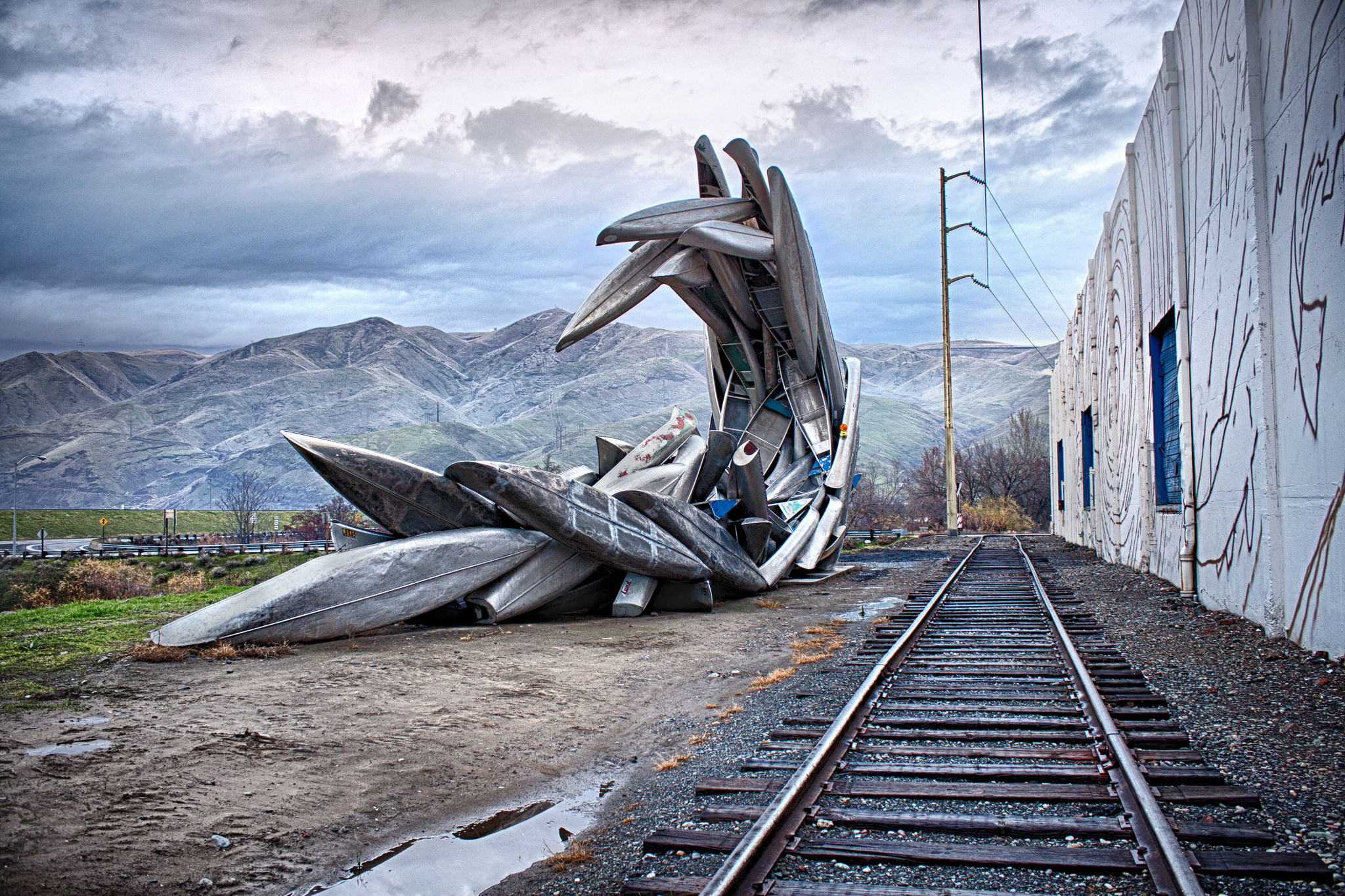 14 Strange And Quirky Roadside Attractions In Idaho