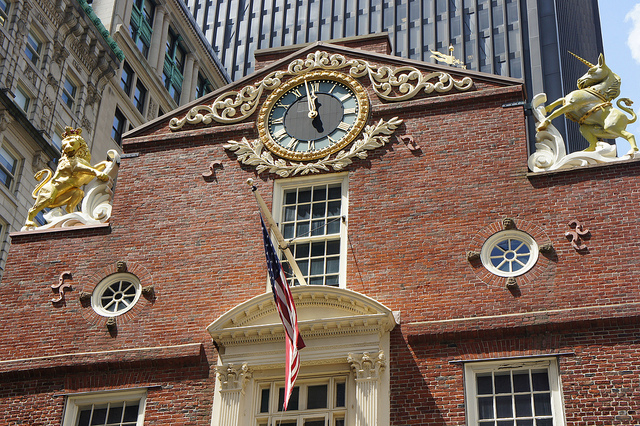 6. The Old Statehouse
