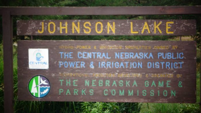 There are just 68 acres of land in this recreation area, but the lake spans an impressive 2,068 acres.