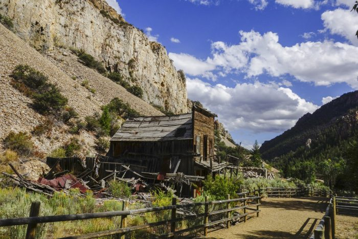 7. You'll probably learn more Idaho history in one day of ghost town exploring than in all your years of high school.