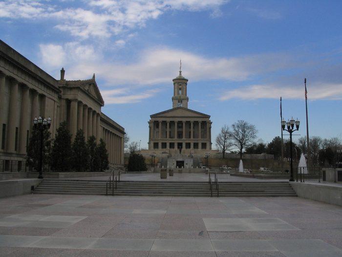 1. Nashville Capitol