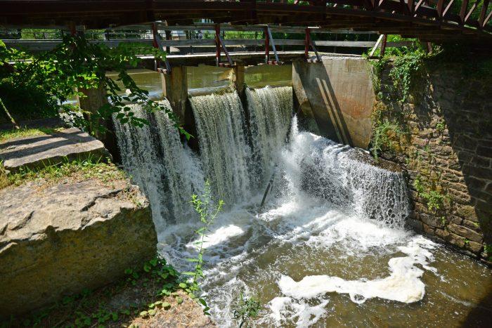 Unbelievable new jersey waterfalls hiding in plain sight no