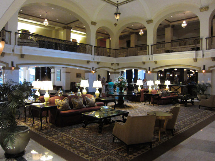 9. Blackhawk Hotel (Davenport, Iowa)