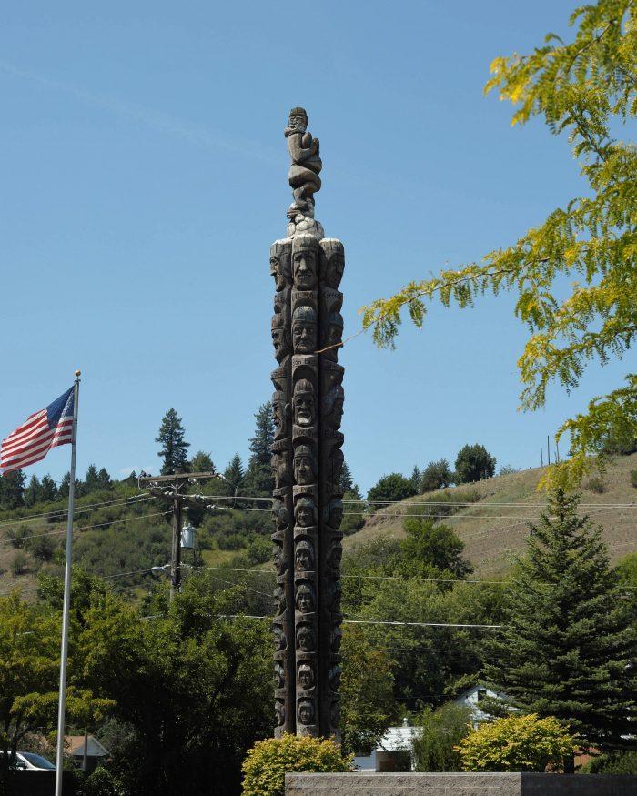 4. Codger Pole, Colfax