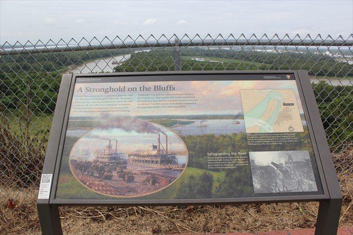 9. Yazoo River Overlook, Vicksburg