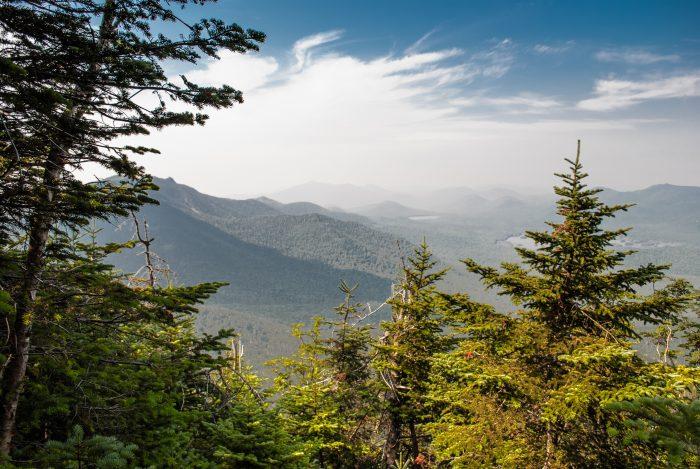 11. The Adirondack High Peaks