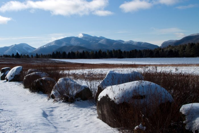 14. And during the colder months? The Adirondacks are nothing short of a winter wonderland.