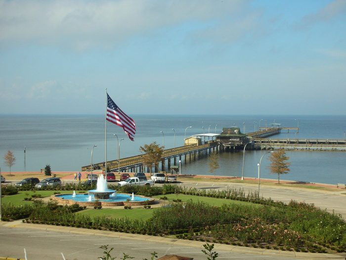 4. Fairhope Municipal Park & Pier - Fairhope, AL