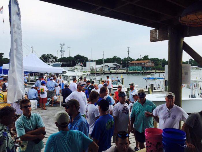 1. World's Largest Fishing Tournament