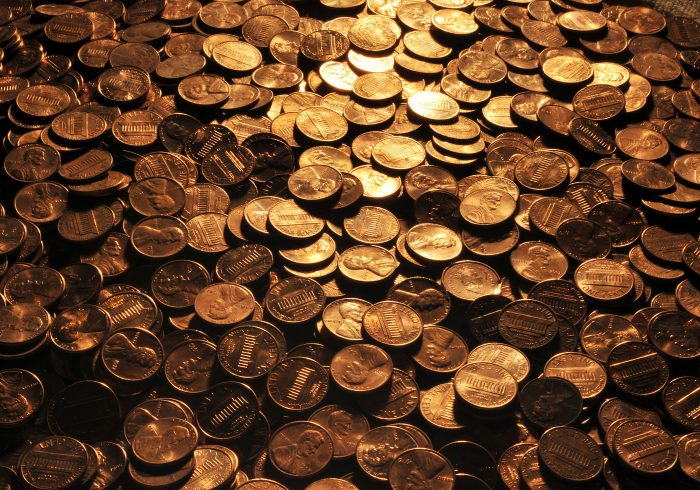 4. World's Largest Penny Collection