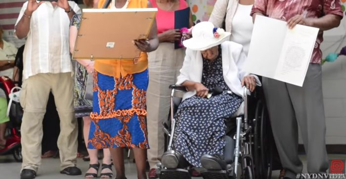 6. World's Oldest Living Person