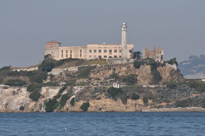 3. Take a ferry ride and visit Alcatraz: one of America's most infamous prisons. Looking for a little more adventure? Book a ticket for the nighttime tour.