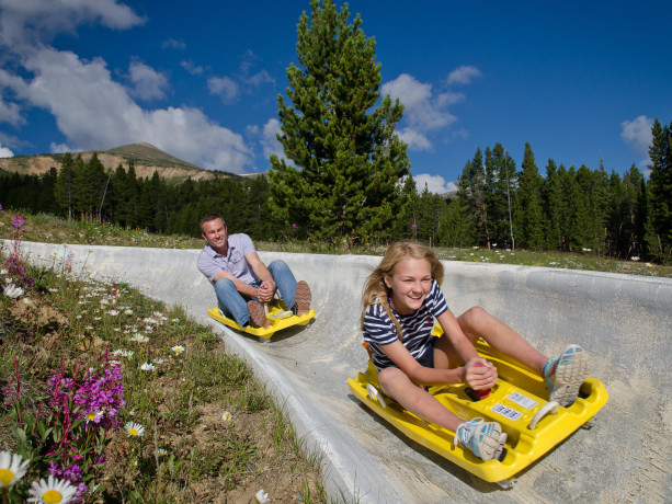 4. Breckenridge Summer Fun Park