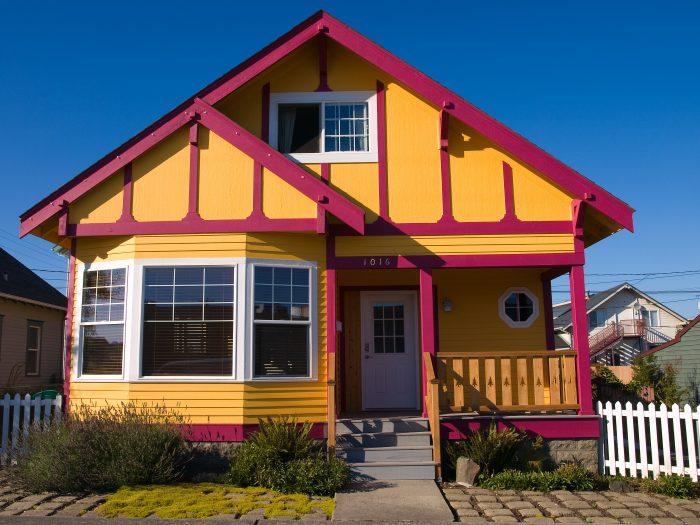 6. This colorful masterpiece in Anacortes.