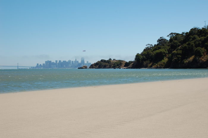 Dip your toes in the sand at the beaches of Quarry Point and Ayala Cove, both of which are protected from some of the bay's stinging winds. Or head to Perle's Beach for some of the island's best views.