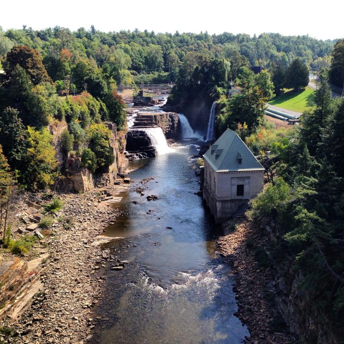 10. Ausable Chasm