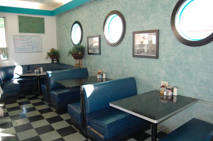 8. Austin Diner