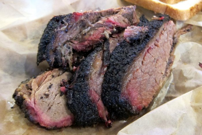 11. We make the best barbecue in the world.