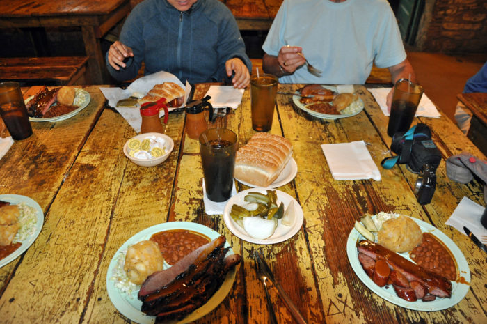 The Salt Lick serves thousands of people each week.