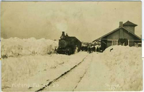 5. 1920 North Dakota Blizzard