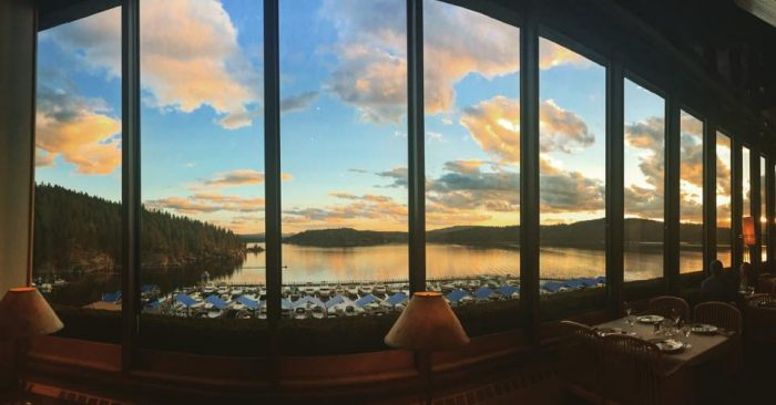 End your Friday night with an exquisite meal at Beverly's, and a luxurious stay at the Coeur d'Alene Resort.