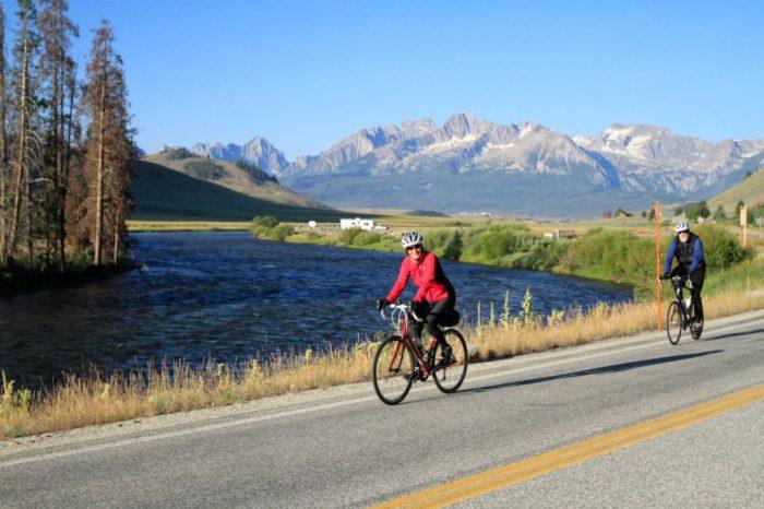 5. A Cross-Idaho Bike Tour