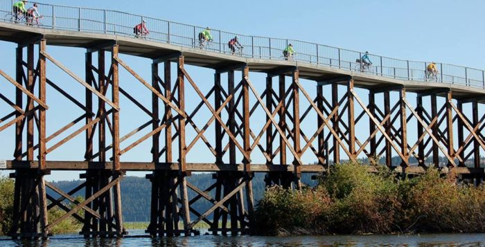 Idaho bicycle tours - Ride Idaho