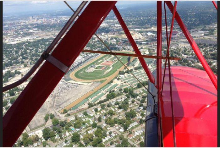 6. Take a biplane tour