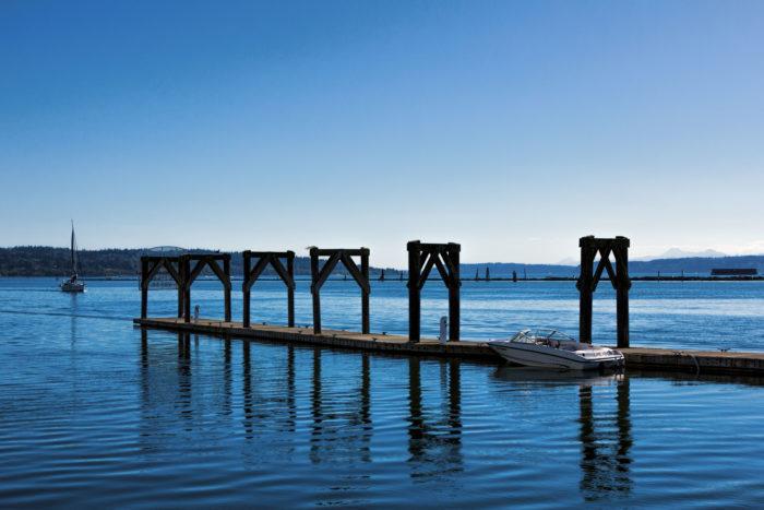 7. Port of Everett Waterfront Trails, Everett