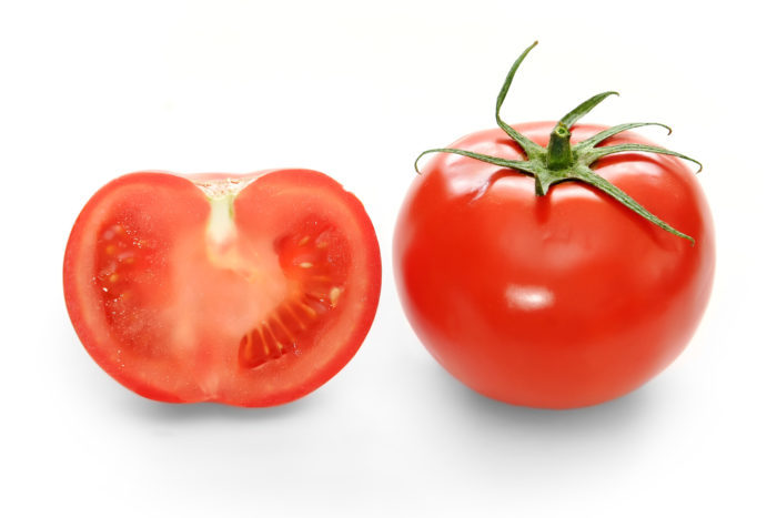 10.	Because the South Arkansas Vine Ripe Pink Tomato is our state fruit AND vegetable.