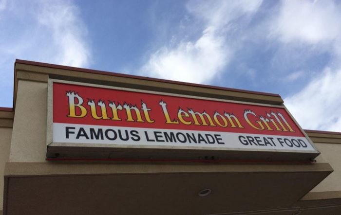8. Burnt Lemon Grill, Jerome